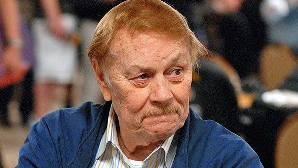 Jerry Buss had been undergoing treatment for an undisclosed form of cancer prior to his death. (Source: Wiki Commons/Xeno)