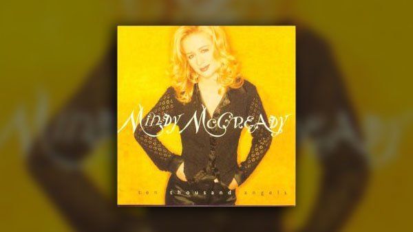 Mindy McCready died of an apparent self-inflicted gunshot wound in Heber Springs, AR, on Sunday. (Source: Barnes and Noble)
