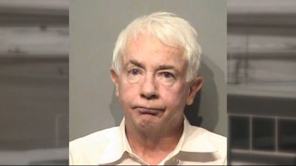 Joe Rickey Hundley, 60, of Idaho is accused of slapping a 19-month-old on a flight from Minneapolis to Atlanta. (Source: KARE/CNN)
