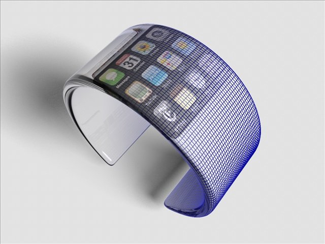 Tech blogs and other media are abuzz over rumors of an Apple wearable wristwatch computer.