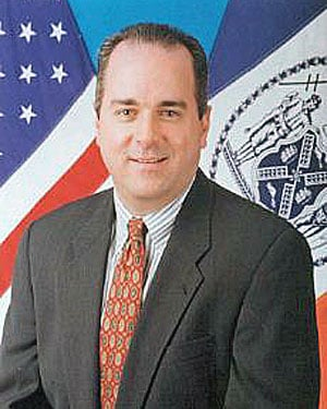 Sgt. Ed Mullins is the director of the Sergeants Benevolent Association, a collective bargaining unit for New York Police Department sergeants during contract negotiations. (Source: Sergeants Benevolent Association)