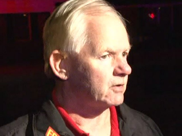 Ronnie Williamson the McDuffie County chief deputy discusses the plane crash that killed six. (Source: WFXG)