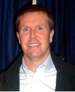 Martin O'Neill will head Auburn University's program in brewing science. (Source: Auburn.edu)