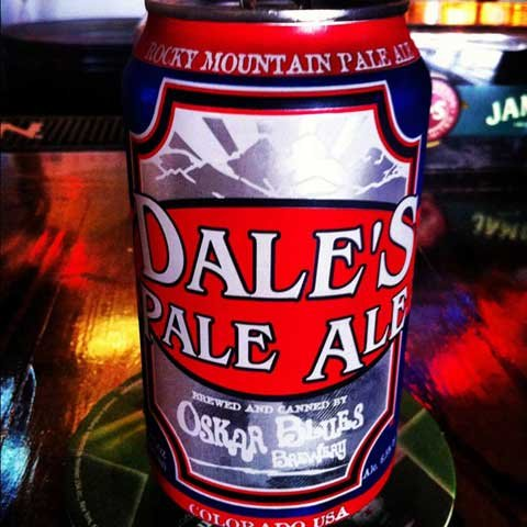 Dale Katechis' Oskar Blues breweries make Dale's Pale Ale and a host of other canned, craft beers. The company grew more than 40 percent last year. (Source: tumblr)