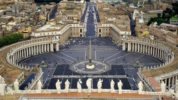 Cardinals from all around the world have gathered at the Vatican and will soon begin the process of choosing a new pope. (Source: Wikicommons)