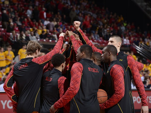 The Maryland Terrapins need an impressive ACC tournament performance for a shot at the NCAA tourney field. (Source: Maryland Athletics)