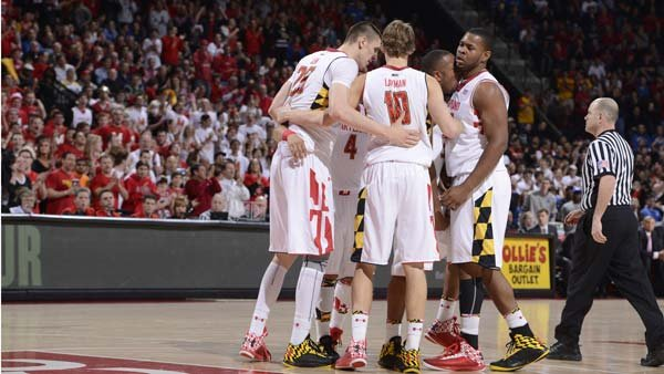 Maryland could help its NCAA tournament resume with a win over North Carolina on Saturday. (Source: Maryland Athletics)