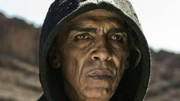 "Executive producers for 'The Bible' said any comparison between the show's character Satan and President Barack Obama was ""nonsense."" (Source: The History Channel)"
