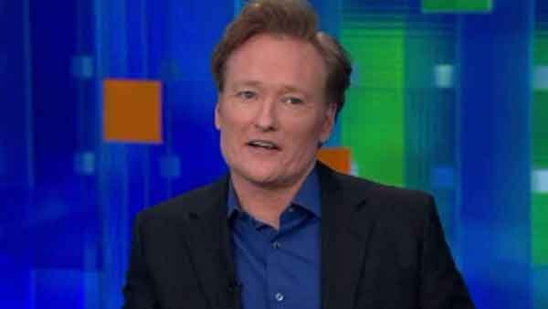 Conan O'Brien raffles off brunch to raise money for Senator Al Franken. (Source: CNN)