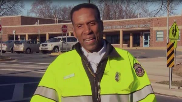 Adrian Dantley talks about working as a school crossing guard after playing 15 years in the NBA. (Source: CNN)