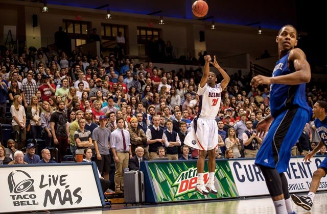 (Source: Belmont University Athletics/Ben McKeown)