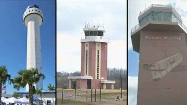 The Federal Aviation Administration released a list of 149 air traffic control towers that will be shutdown due to budget cuts. (Source: CNN)
