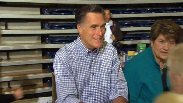 Mitt Romney will host another policy retreat in Party City, UT this summer in an effort to attract donors to the Republican Party. (Source: CNN)