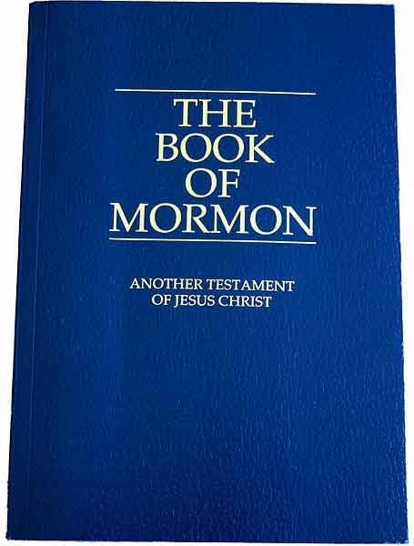 The Book of Mormon was first published March 26, 1830. (Source: Wikimedia Commons)