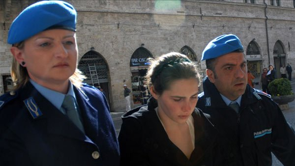 Amanda Knox faces the prospect of retrial after her acquittal was thrown out Tuesday. (File photo courtesy of F. Troccoli)