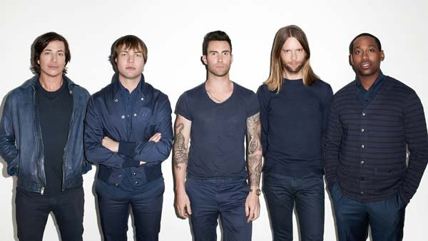 Maroon 5 hits the road with Kelly Clarkson as part of this summer's Honda Civic Tour. (Source: American Honda Motor Co., Inc.)