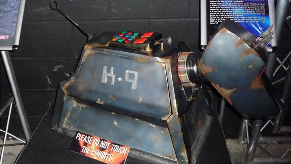 Classic Doctor Who characters such as K-9 are just as fun to watch the second time around. (Source: Wikicommons)