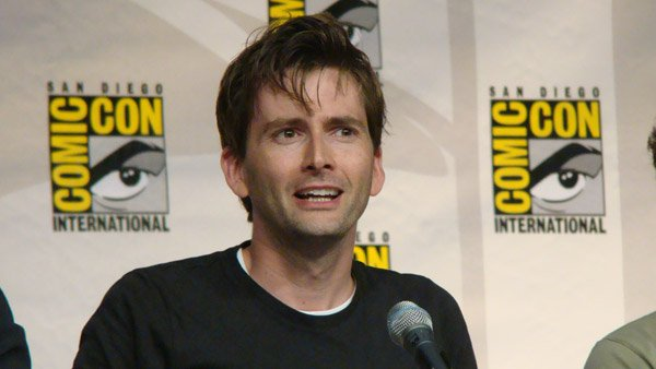David Tennant will reprise his role as the tenth doctor for the anniversary episode. (Source: Wikicommons)