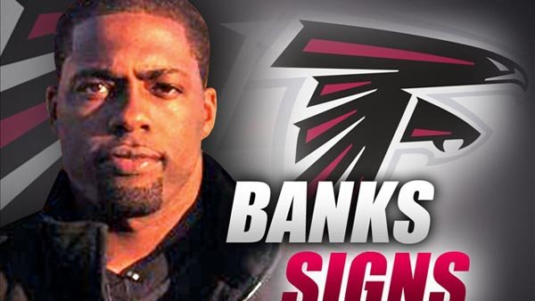 Brian Banks has signed with the Atlanta Falcons. (Source: MGN)