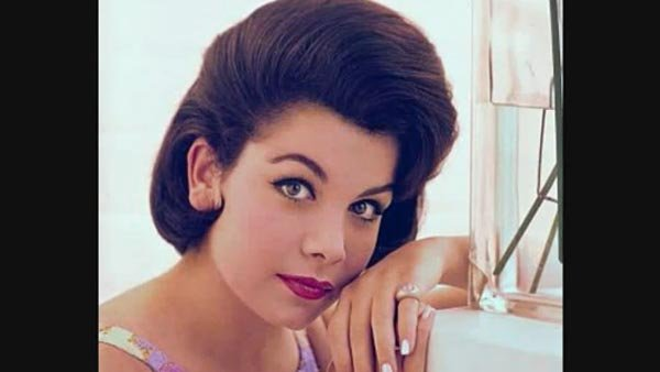 Annette Funicello has died at age 70. (Source: YouTube)
