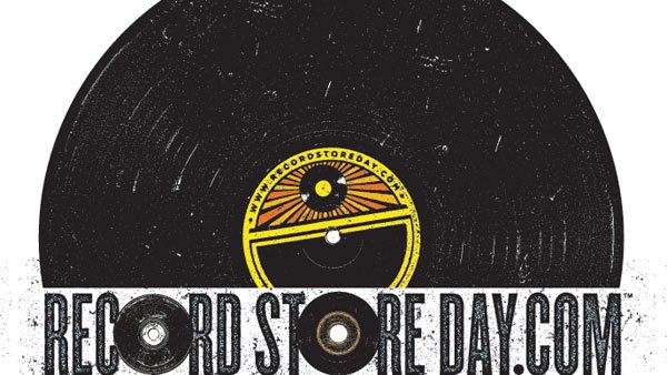 Mark your musical calendars for Record Store Day on April 20. (Source: RecordStoreDay.com)