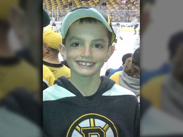 Martin Richard, 8, was one of three people killed in the Boston Marathon bombing Monday. (Source: Richard family/CNN)