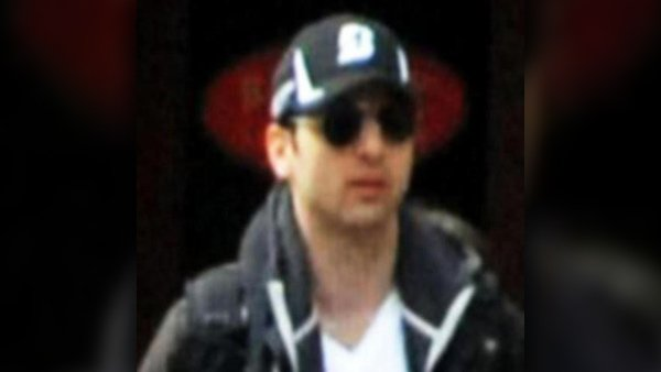 Suspect 1 is wanted in connection with the Boston bombings. (Source: CNN)