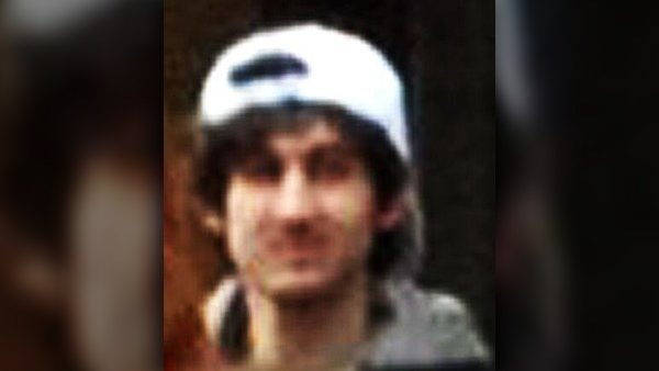 Suspect 2 is believed to have set down a backpack at the area of the second bombing, according to FBI. (Source: FBI)