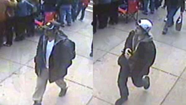 FBI releases clear images of 2 Boston bombing suspects
