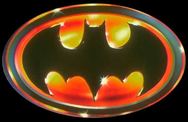 Batman logo. (Source: MGN Online)