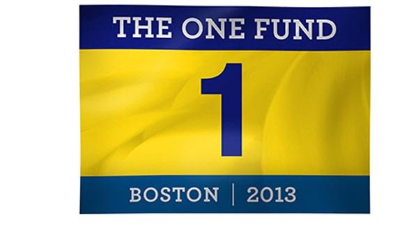 The One Fund is a charity organized to help victims of the Boston bombing. (Source: onefundboston.org)