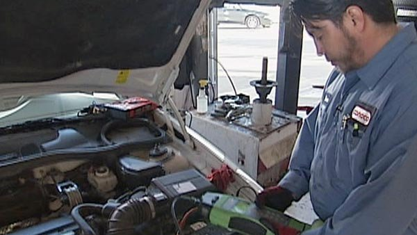 Some vehicle fixes are quick, easy and ensure less expensive problems down the line. (Source: KXLN)