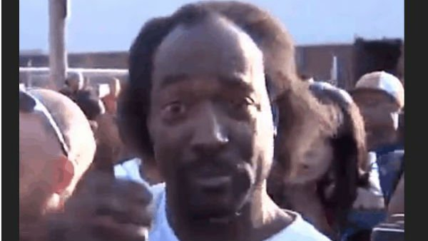 Charles Ramsey became internet-famous after giving an interview to a local TV news station.(Source: WEWS/CNN)
