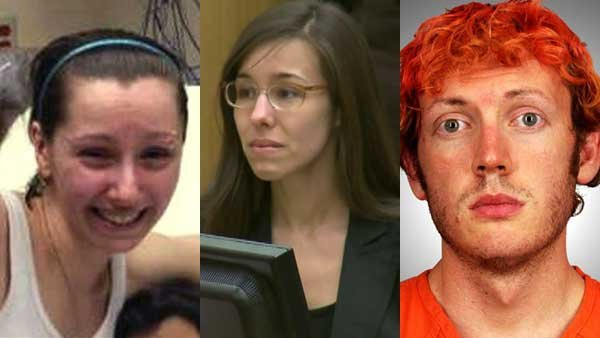 Three missing women found alive in the same house, the verdict in the Jodi Arias trial and an insanity plea by the Colorado theater shooting suspect made headlines this week.