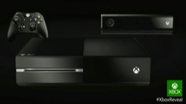 The sleek new console was revealed Tuesday, generating a fair amount of criticism. (Source: CNN)