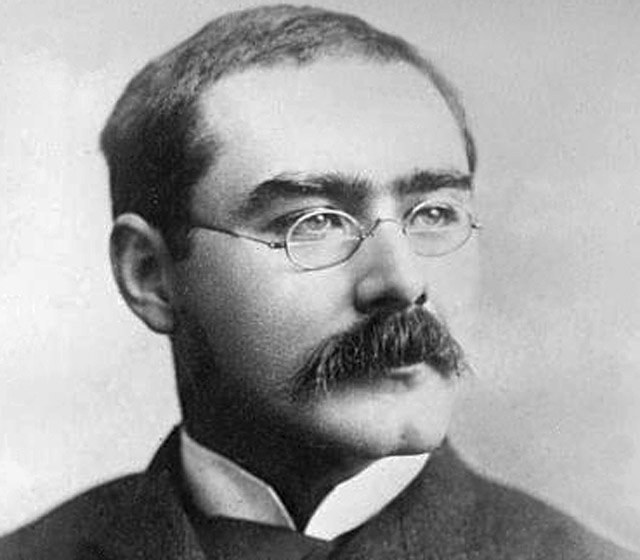 Rudyard Kipling (Source: Wikimedia Commons)