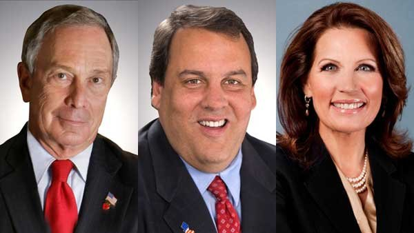 A ricin letter sent to the New York City mayor, the reunion of the president and Chris Christie and a controversial congresswoman not seeking another term are some of the headlines from this week.