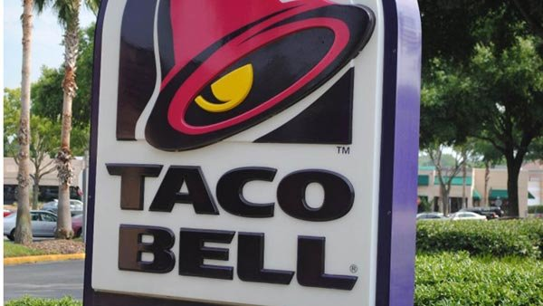 Taco Bell responded swiftly in the viral photo of an employee licking a stack of promotional taco shells. (Source: Austin Wupperman/MGN Online)