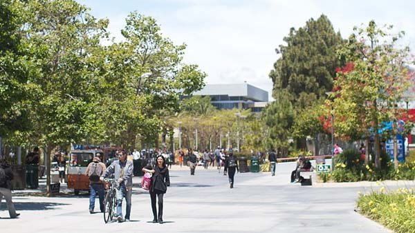 The campus of Santa Monica College. (Source: Michael OH/Wikipedia)
