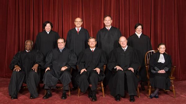 The Supreme Court Justices will make a decision or no decision at all on these cases that will make or break same-sex marriage. (U.S. Supreme Court/MGN Online)