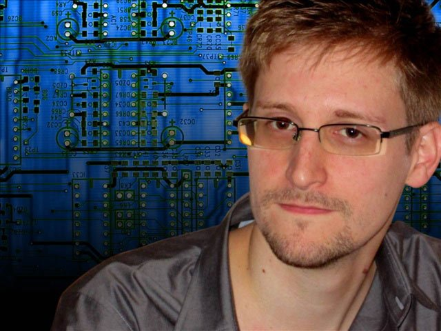 "Self-proclaimed NSA whistleblower Edward Snowden participated in an online Q & A Monday with ""The Guardian."""