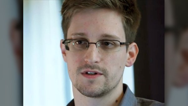 Edward Snowden took a flight from Hong Kong to Moscow Sunday. (Source: CNN)