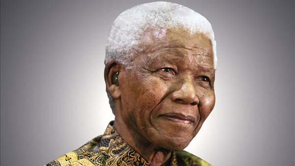 Nelson Mandela has been placed on life support.