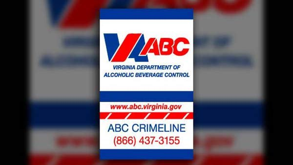 The Virginia ABC is under fire after its arrest of a college student was made public. (Source: Virginia Department of Alcoholic Beverage Control Facebook page)