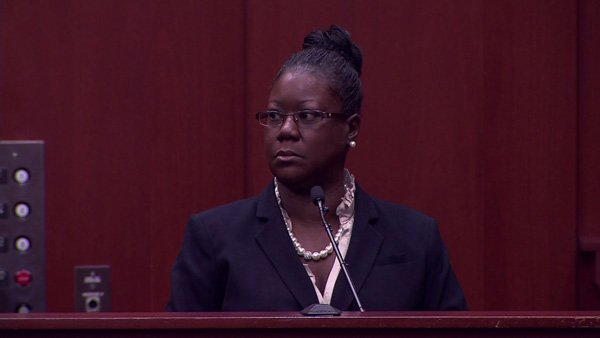 Sybrina Fulton, Trayvon Martin's mother, said a cry for help heard on a 911 call came from her son. (Source: CNN)