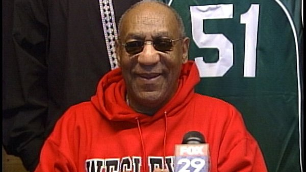 The sweaters Bill Cosby made famous on 'The Cosby Show' face off in an online bracket-style tournament. (Source: WHYY Delaware Tonight/MGN)