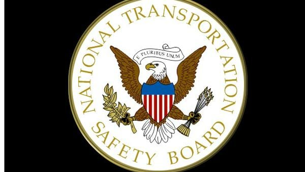 Names thought to be confirmed by the NTSB were displayed during the noon newscast on KTVU Friday. (Source: NTSB/MGN Online)