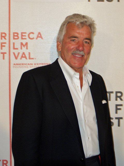 Dennis Farina died at 69 on Monday. (Source: David Shankbone/Wikipedia)