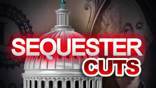 In a letter to a leading House Budget committee member, the Congressional Budget Office outlined the long term consequences of the sequester. (Source: MGN Online)