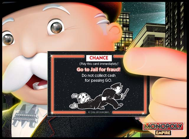 Contrary to rumors, players will still have to go to jail in the new version of Monopoly. (Source: Monopoly/Twitter)